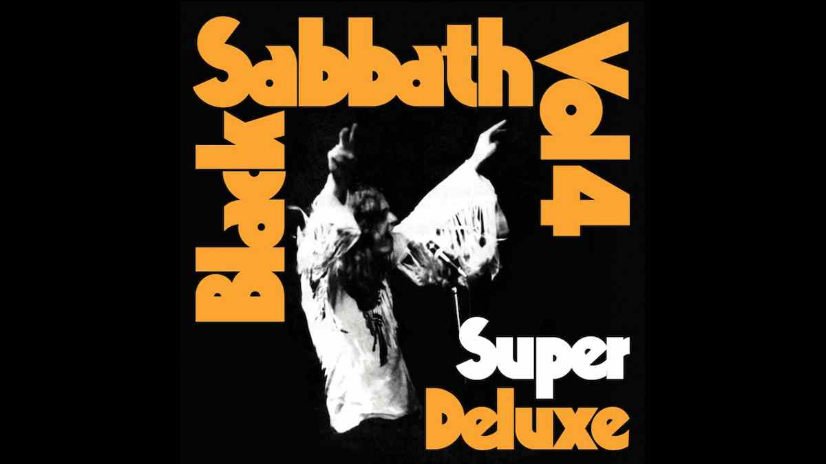 Black Sabbath Expand 'Vol 4' For Deluxe Reissue