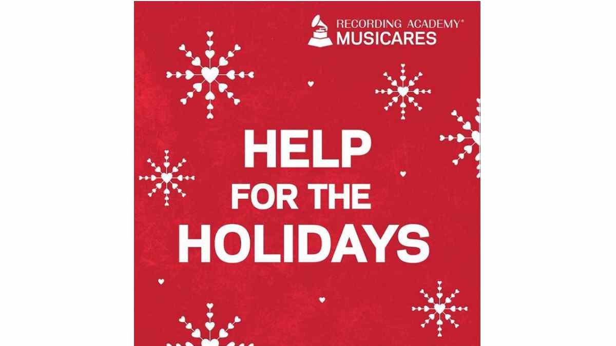 MusiCares Launches Help For The Holidays