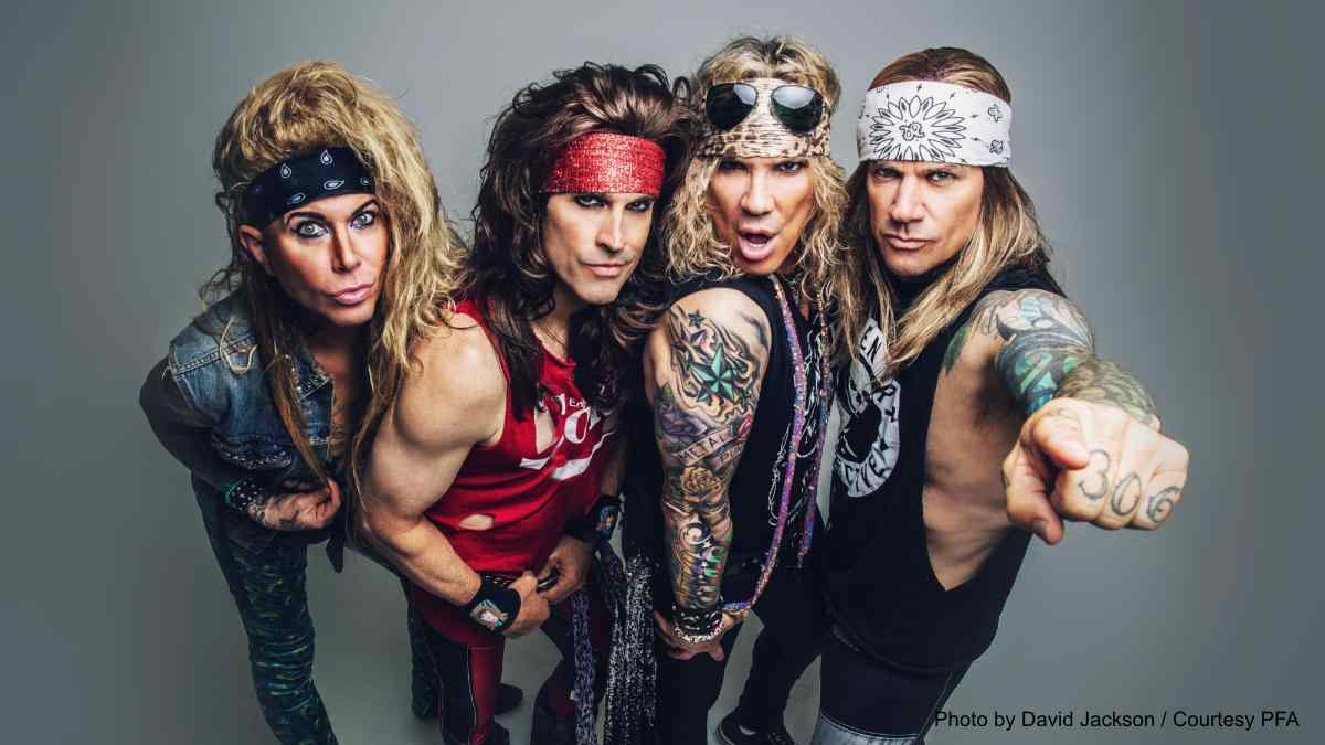 Steel Panther Postpone Livestream Due To Covid-19