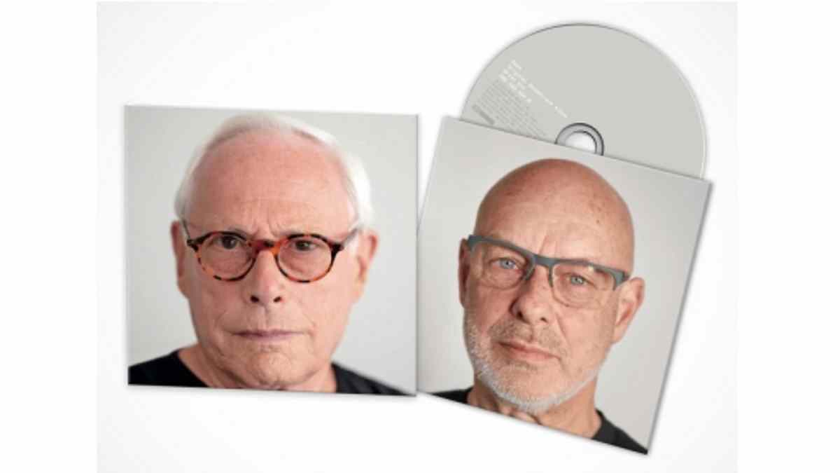 Brian Eno's Rams: Original Soundtrack Album Getting Limited CD Release