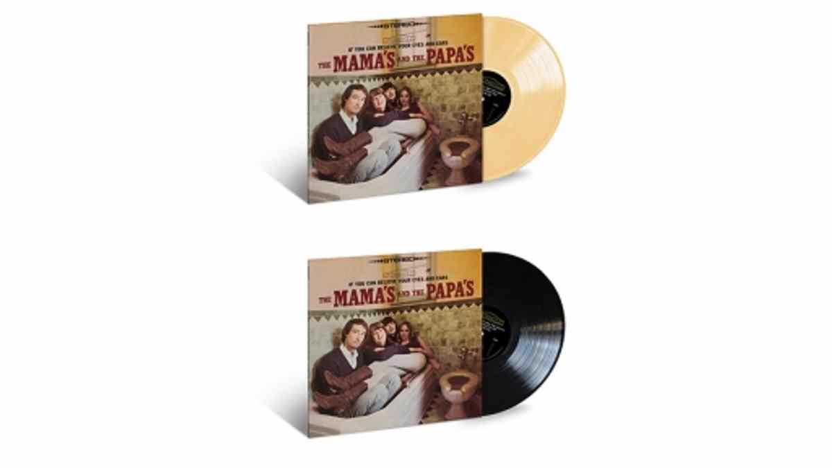 The Mamas & The Papas Album Getting Vinyl Reissues