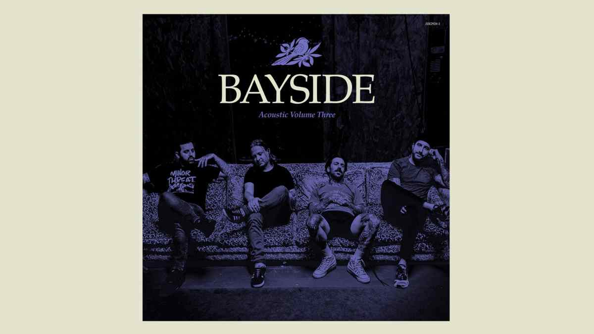 Bayside Release 'Not Fair' Live Video