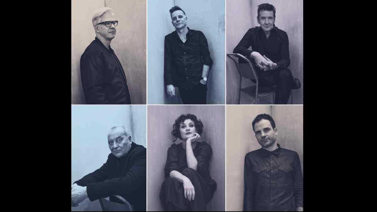 Deacon Blue Share Riding On The Tide Of Love Lyric Video