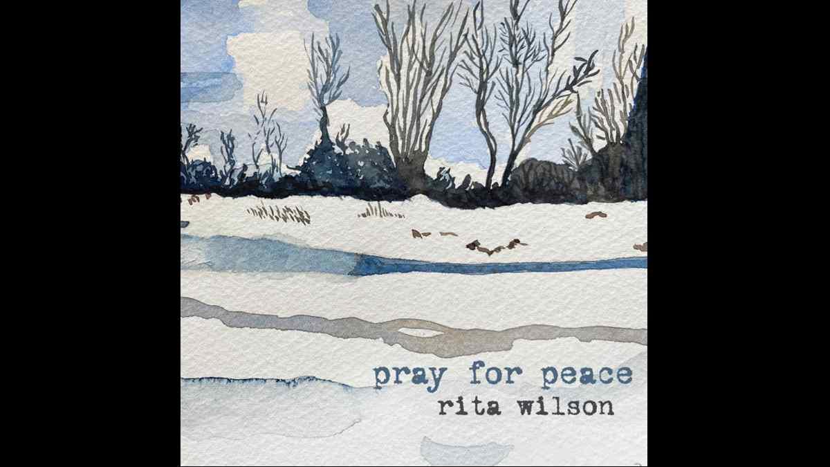Rita Wilson Shares 'Pray For Peace'