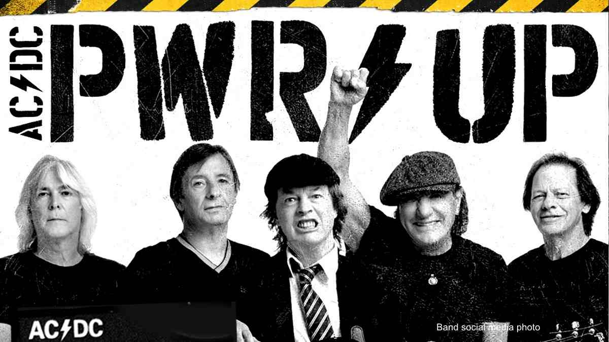 AC/DC's 'Power Up' Named Best Album Of 2020