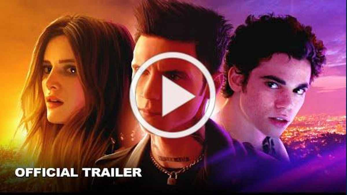 Paradise City Series Trailer Released