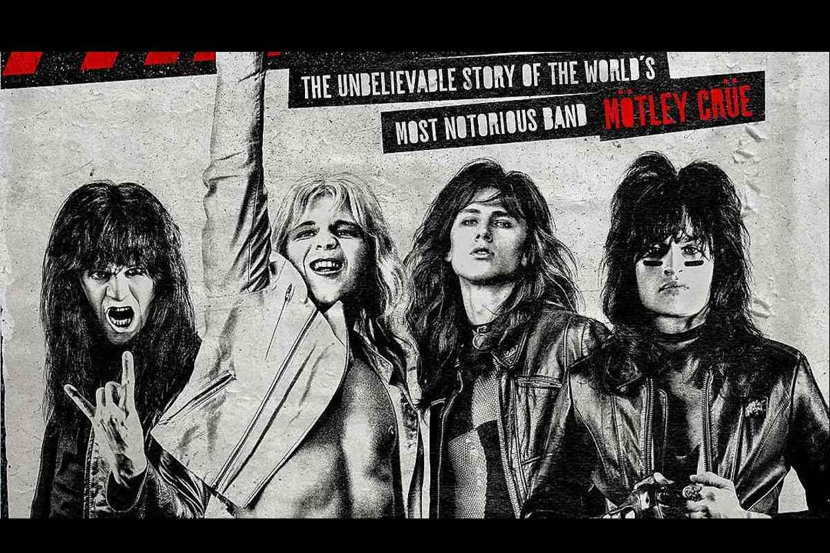 Motley Crue Return Fueled By The Dirt 2020 In Review