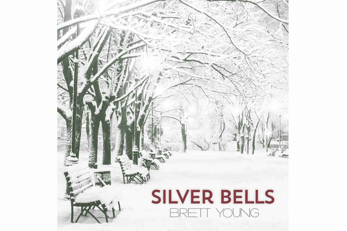 Brett Young Delivers His Version Of 'Silver Bells'