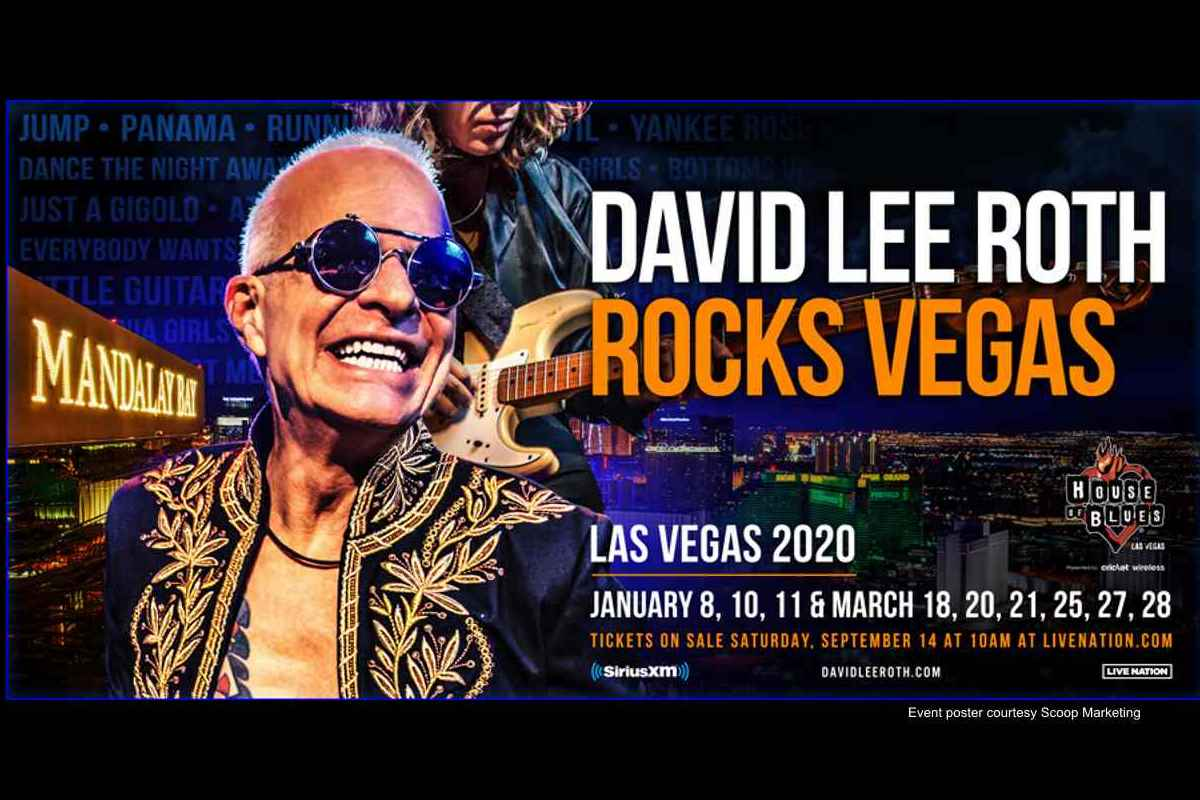 David Lee Roth Aimed To Go Beyond Van Halen With Solo Band 2020 In Review