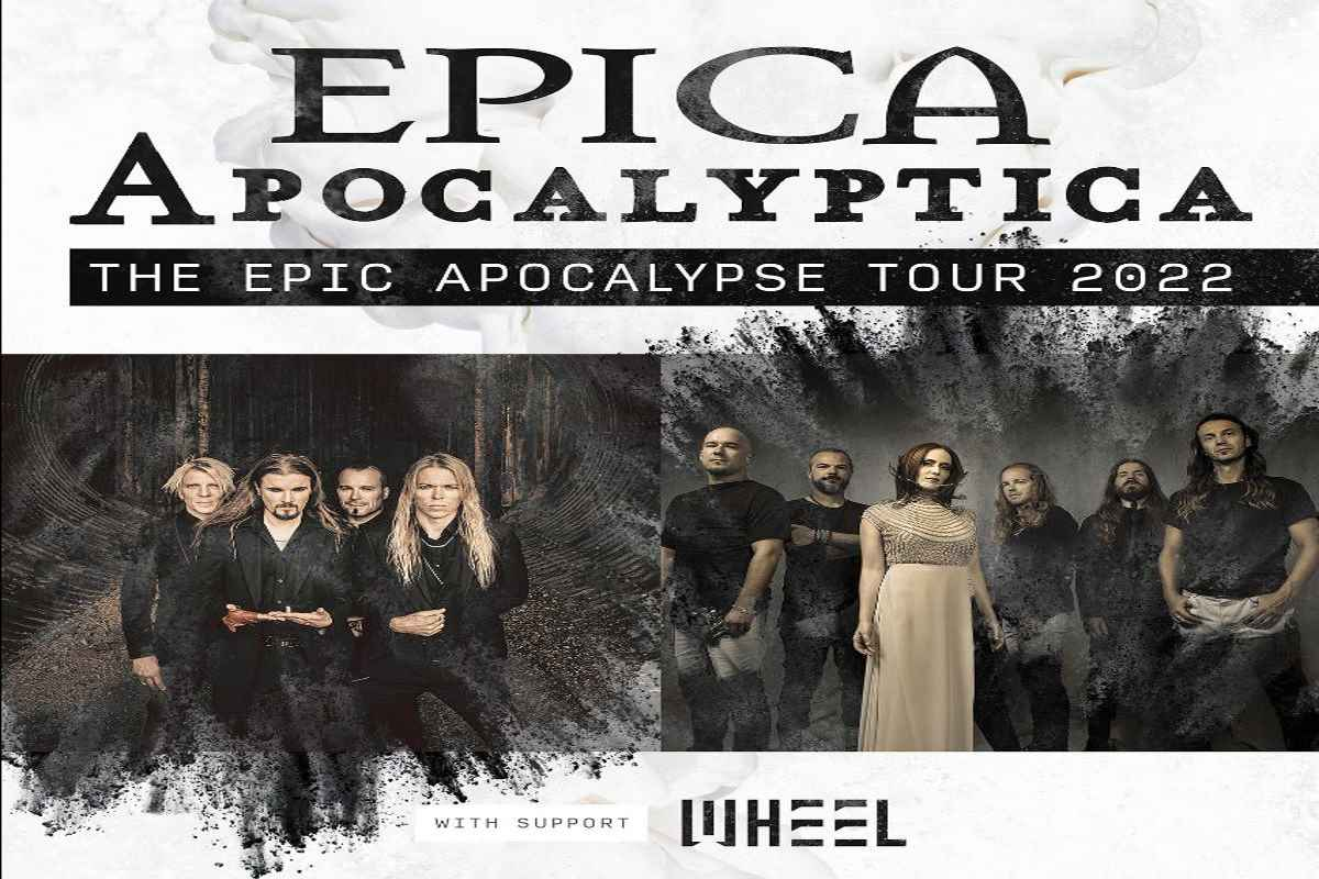 Epica and Apocalyptica Postpone Tour Due To Pandemic