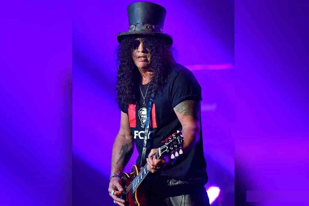 Guns N' Roses New Album Speculation Addressed By Slash 2020 In Review