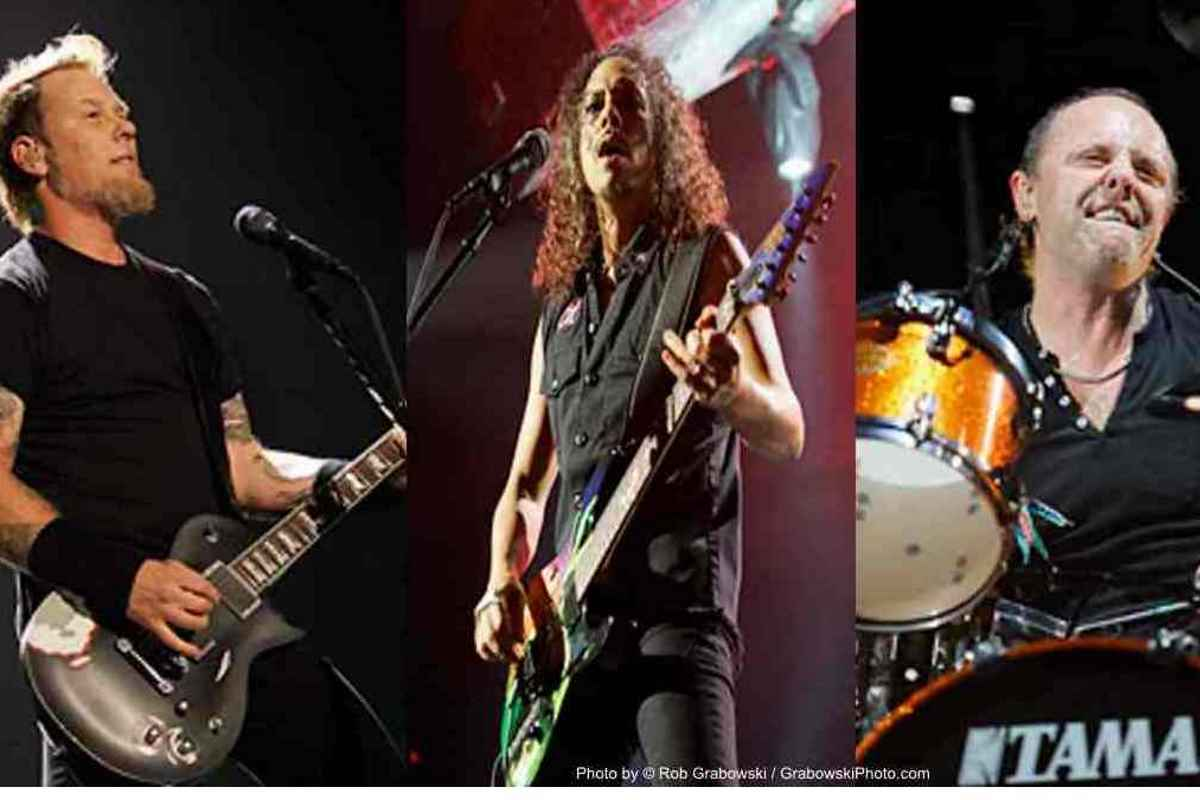 Metallica and Dave Mustaine Jams Healed Rift 2020 In Review