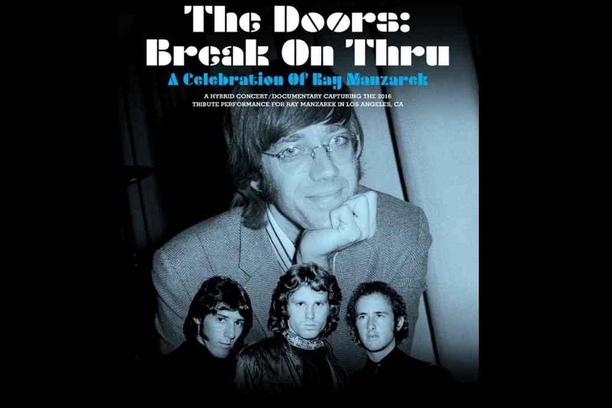 The Doors Stream Foo Fighter Performance From Manzarek Doc 2020 In Review