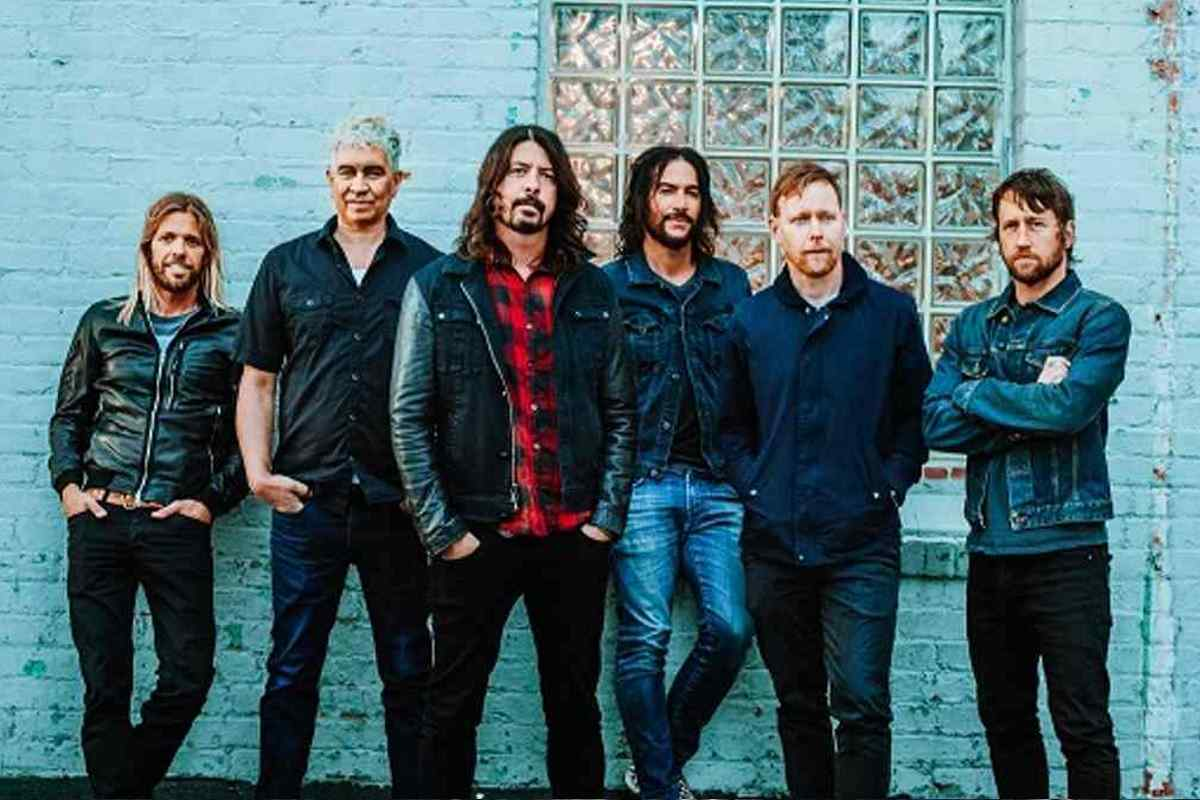 Foo Fighters' Dave Grohl Working On New Documentary 2020 In Review