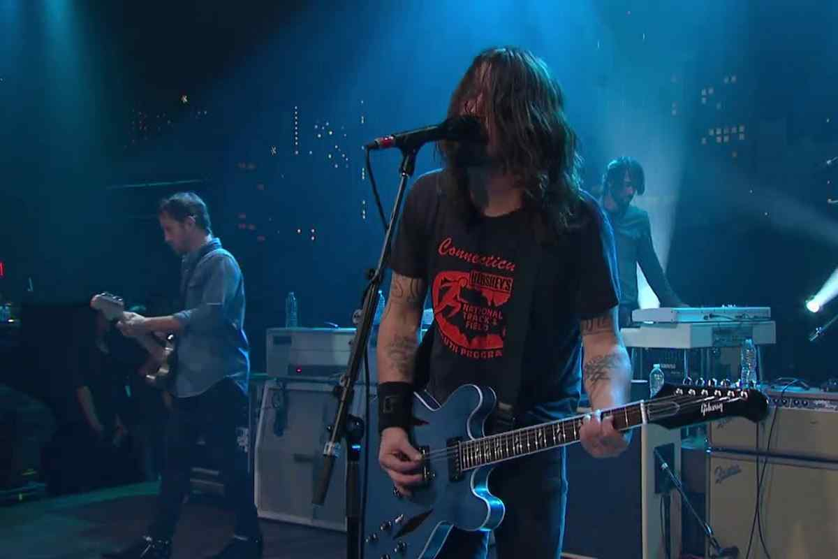 Foo Fighters Rock 'Best Of You' In Austin City Limits Preview