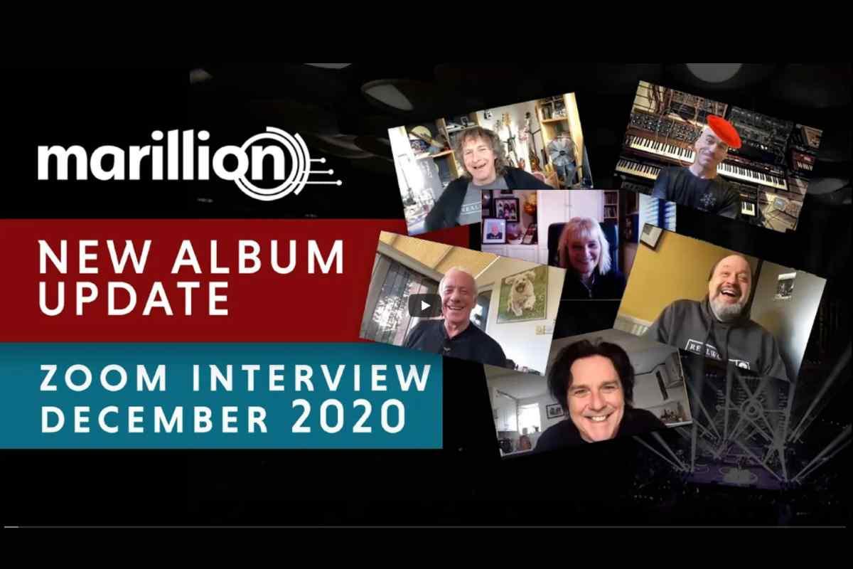 Marillion Reveal Details For New Album