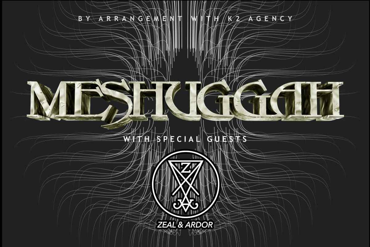 Meshuggah Announce 2021 Tour Dates