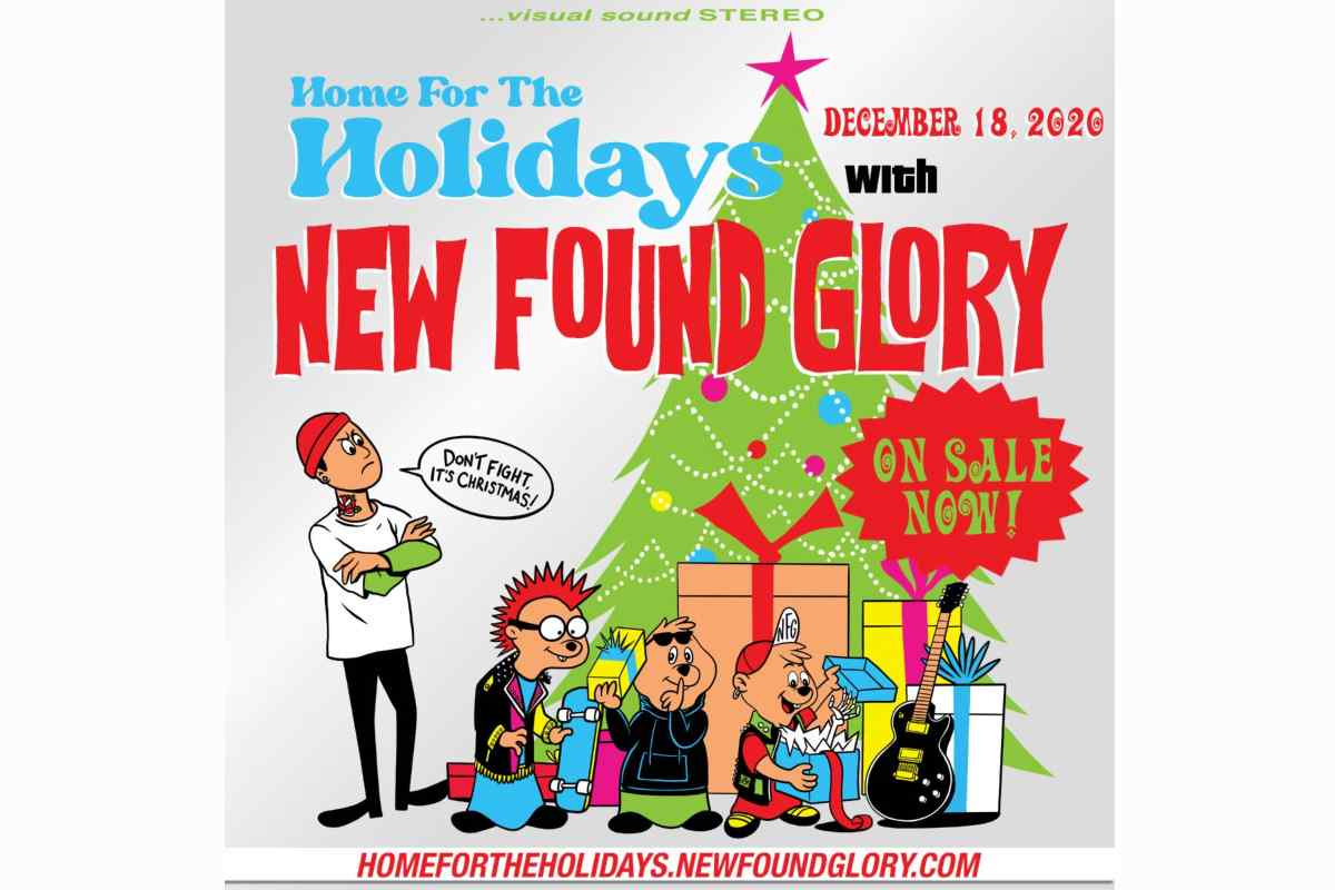 Home For the Holidays With New Found Glory Special Tonight