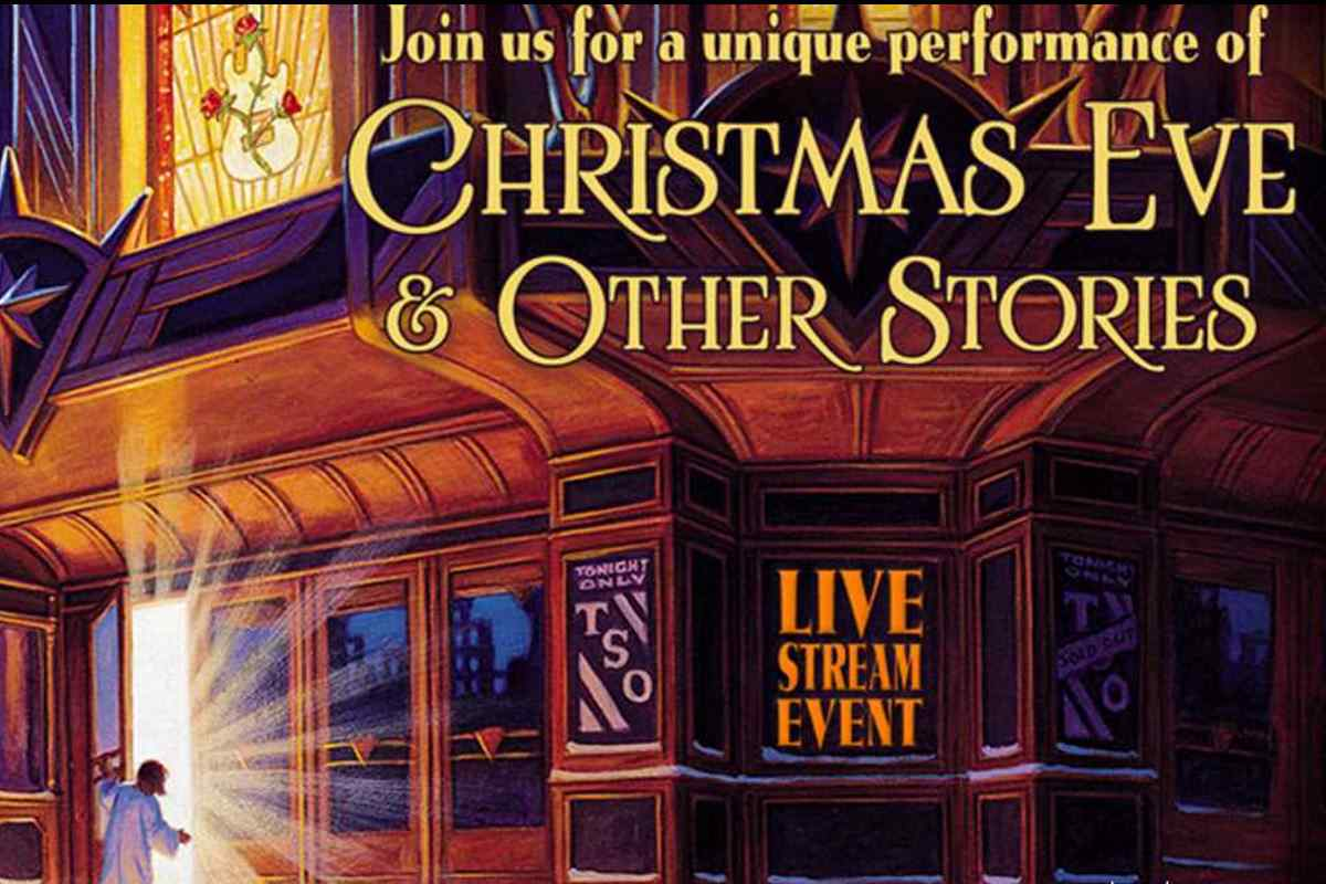 Lightning Once Struck Trans-Siberian Orchestra During Recording