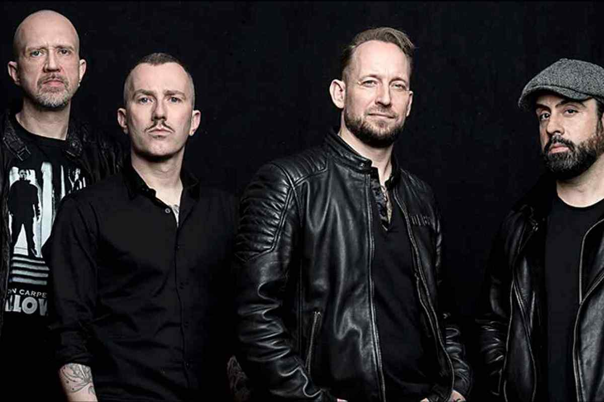 Volbeat Broke U2 Chart Record 2020 In Review