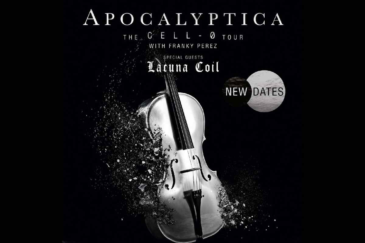 Apocalyptica and Lacuna Coil Postpone North American Tour