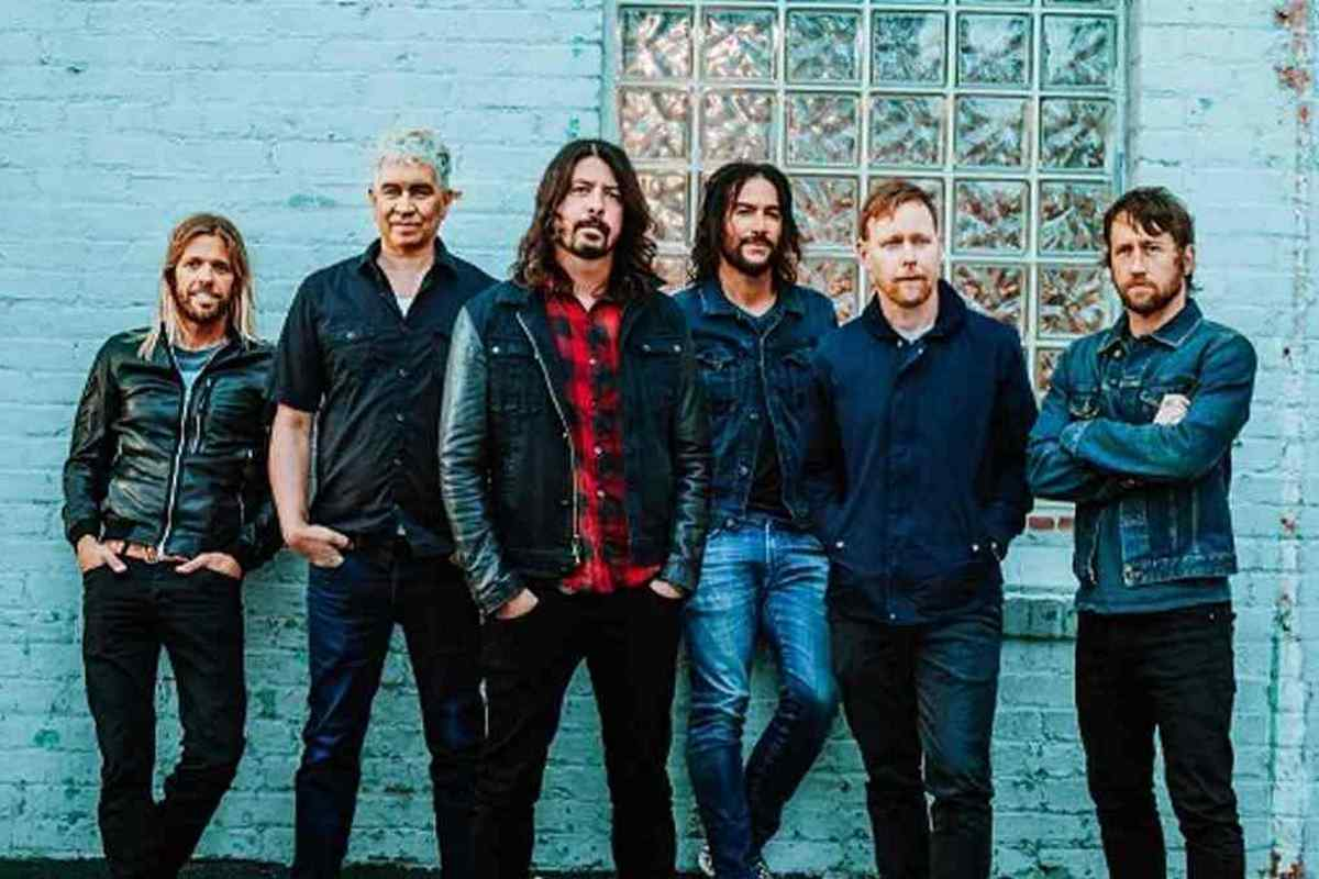 Foo Fighters' Dave Grohl Launched New Online Series 2020 In Review