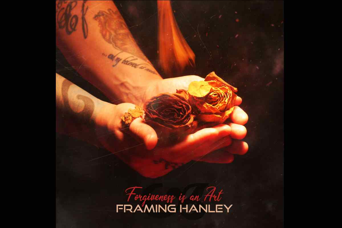 Framing Hanley Get Animated For 'Forgiveness Is An Art'