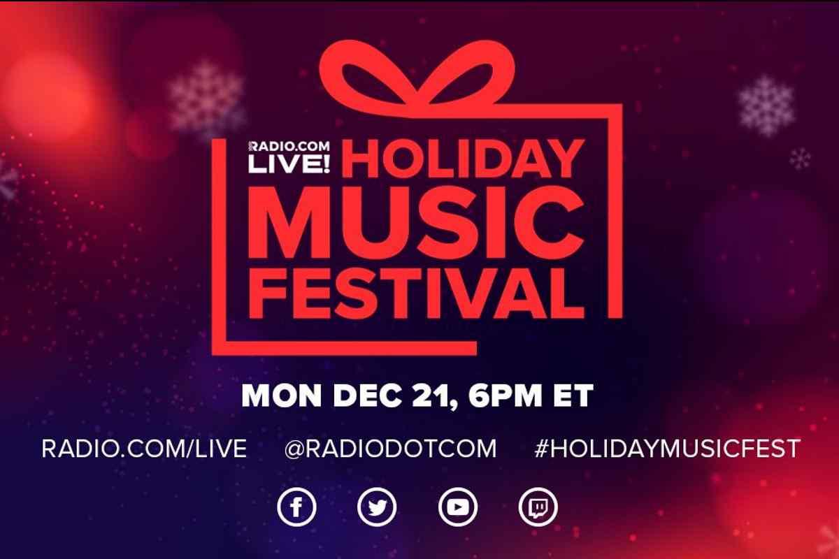 Acoustic Christmas Kicking Off Virtual Music Festival Stream
