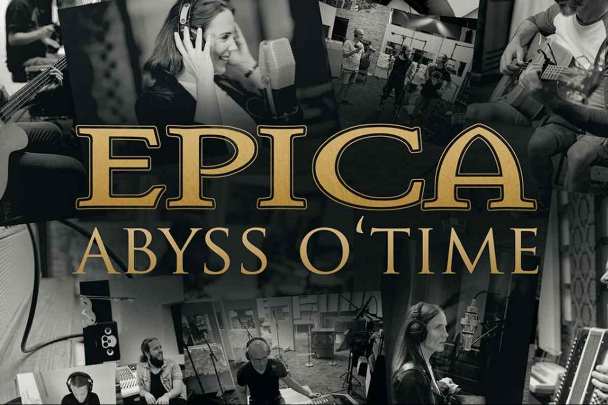 Epica Unplug For 'Abyss Of Time'