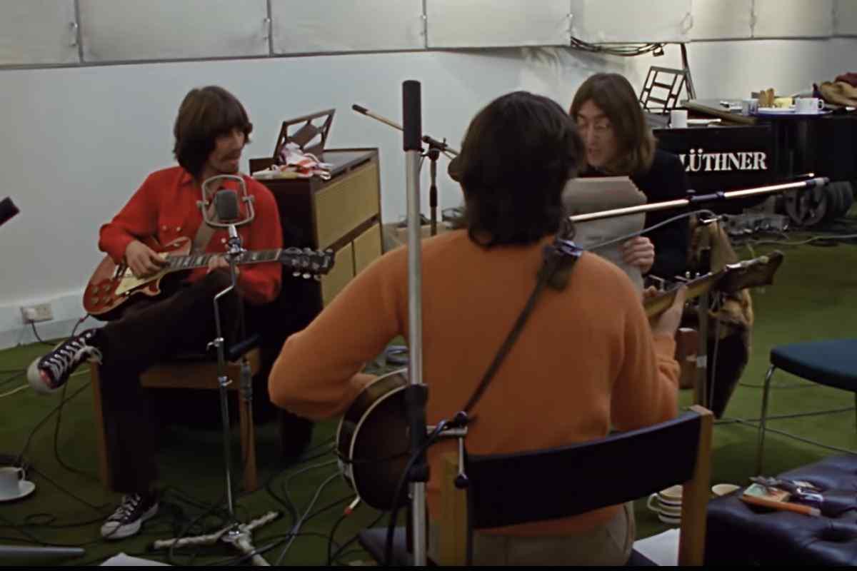 The Beatles: Get Back Sneak Peek Video Released