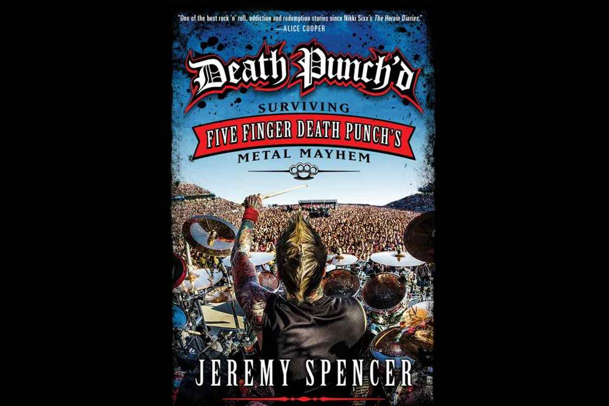 Surviving Five Finger Death Punch's Metal Mayhem Audiobook Released