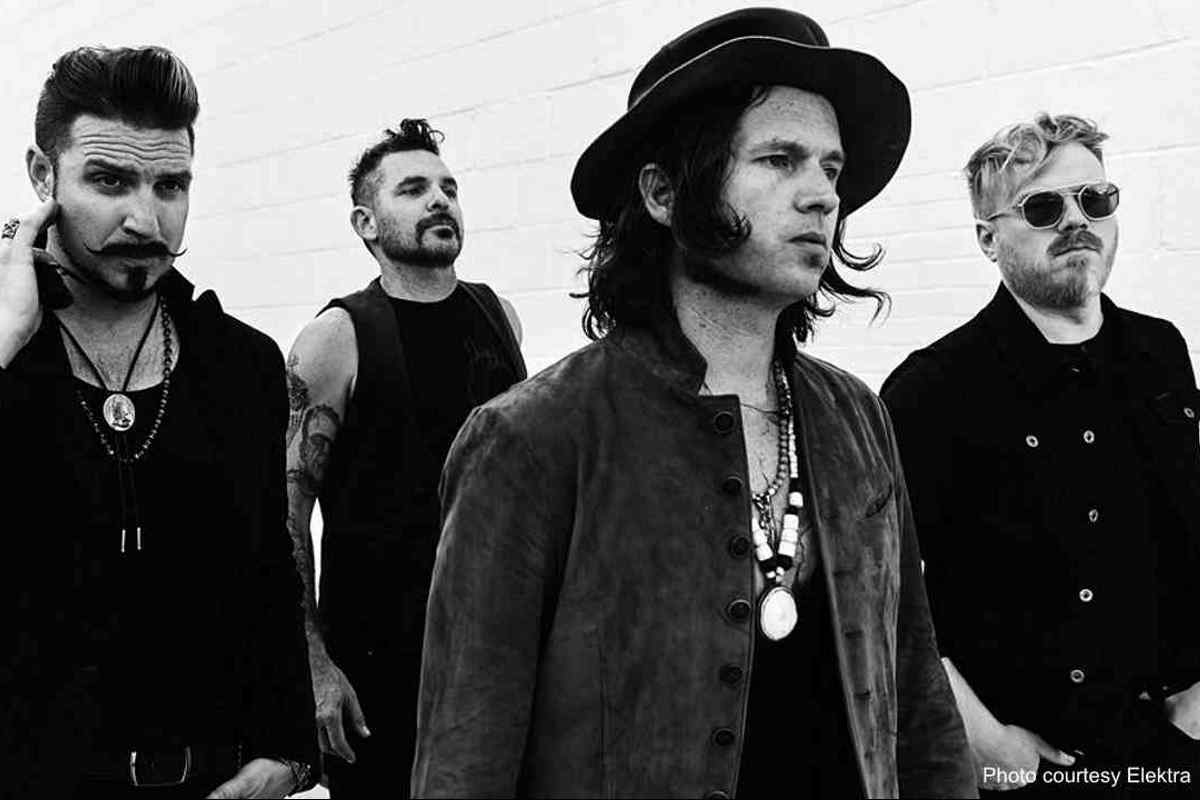 Rival Sons Frontman Unplugs For 'Shooting Stars' 2020 In Review