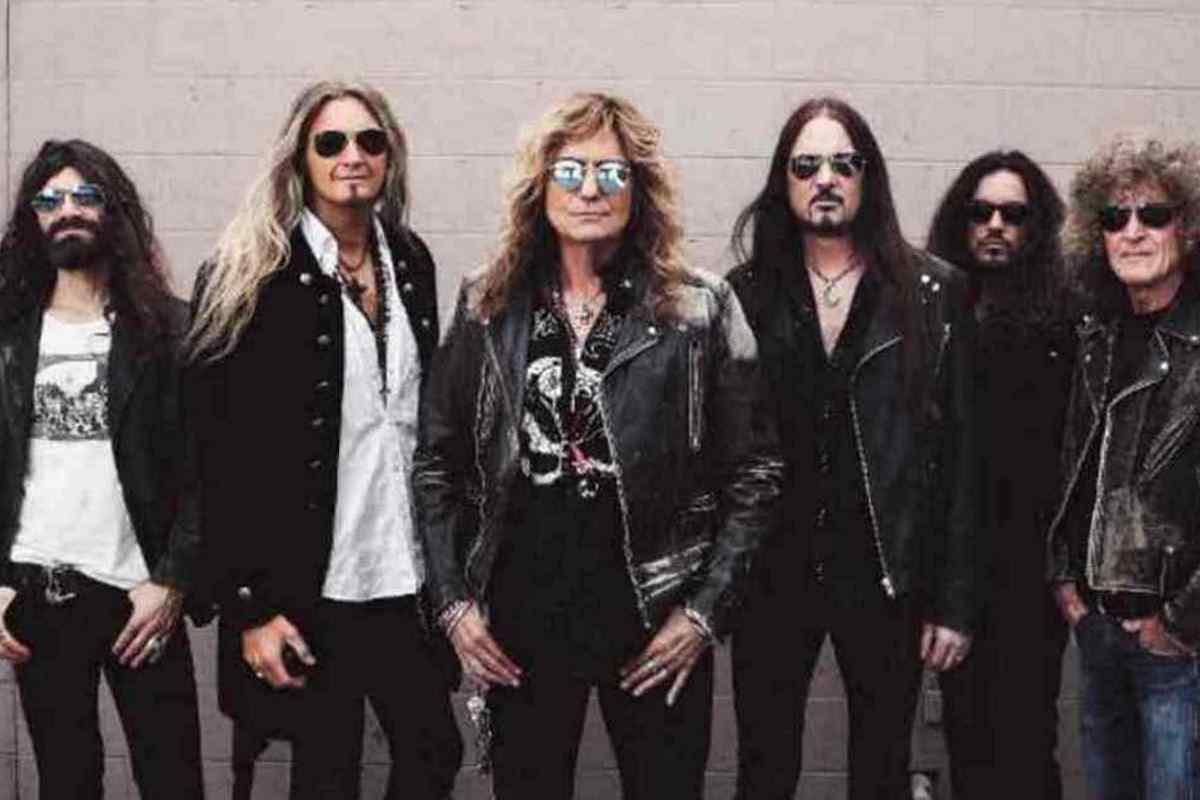 Whitesnake's David Coverdale Ponders Retiring Next Year 2020 In Review
