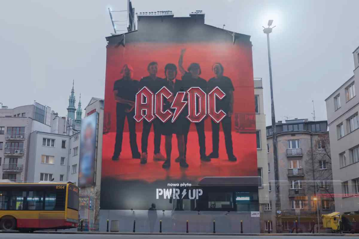 AC/DC PWRUP The World In New Video