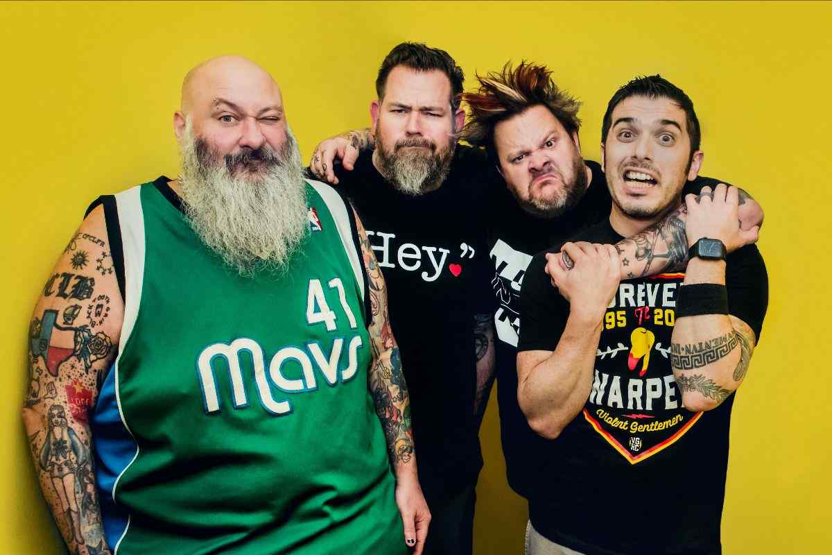 Bowling For Soup Give 12 Days Of Christmas Pop Punk Makeover