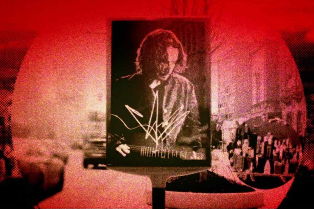 Chris Cornell's Cover Of John Lennon Classic Lyric Video Streaming
