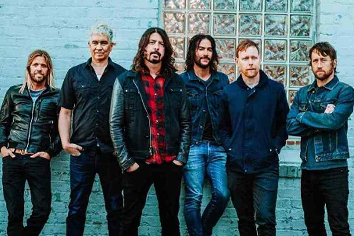 Foo Fighters Stream Full 2008 Wembley Stadium Concert 2020 In Review