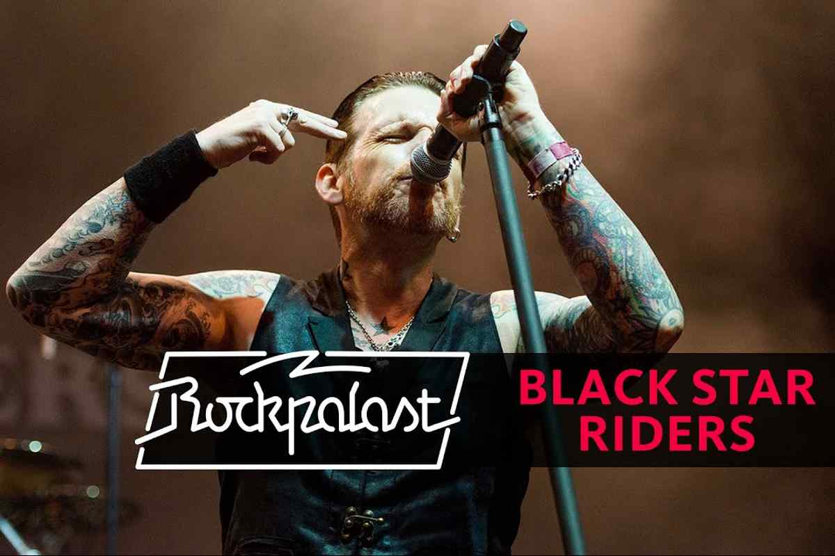 Black Star Riders Stream Full 2015 Rock Hard Festival Performance