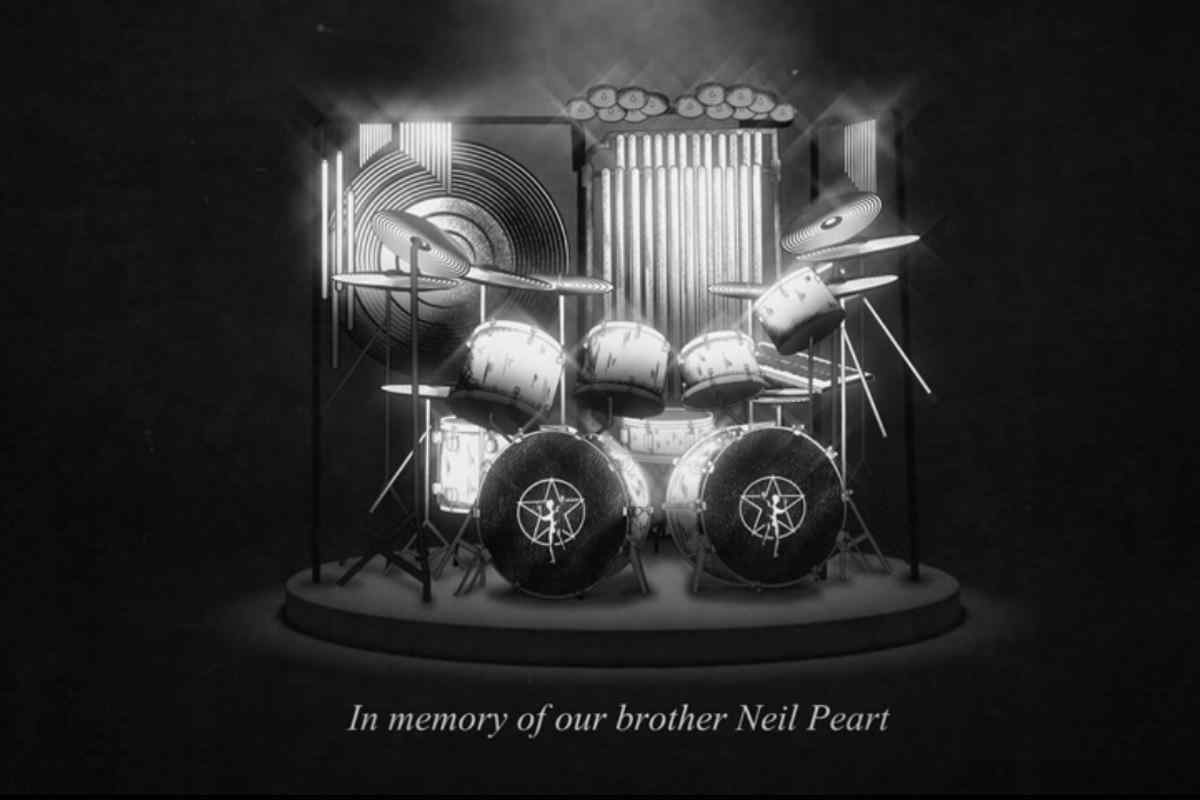 Rush Tribute Neil Peart In Animated Video 2020 In Review