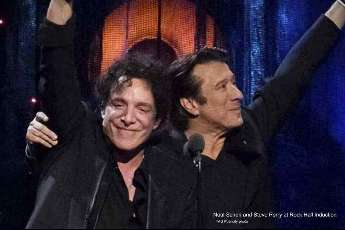 Steve Perry's Silence Puzzles Journey's Neal Schon 2020 In Review