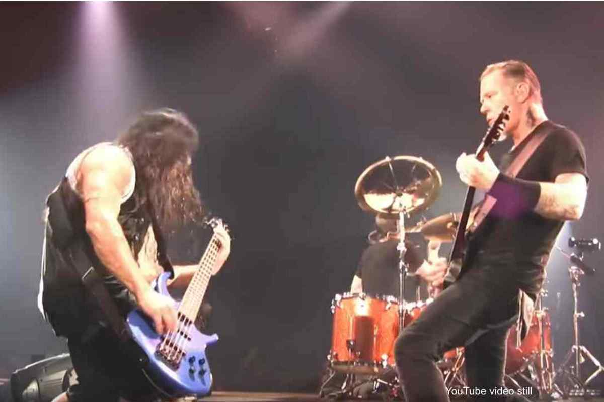 Metallica's Best Song Selected By Fans 2020 In Review