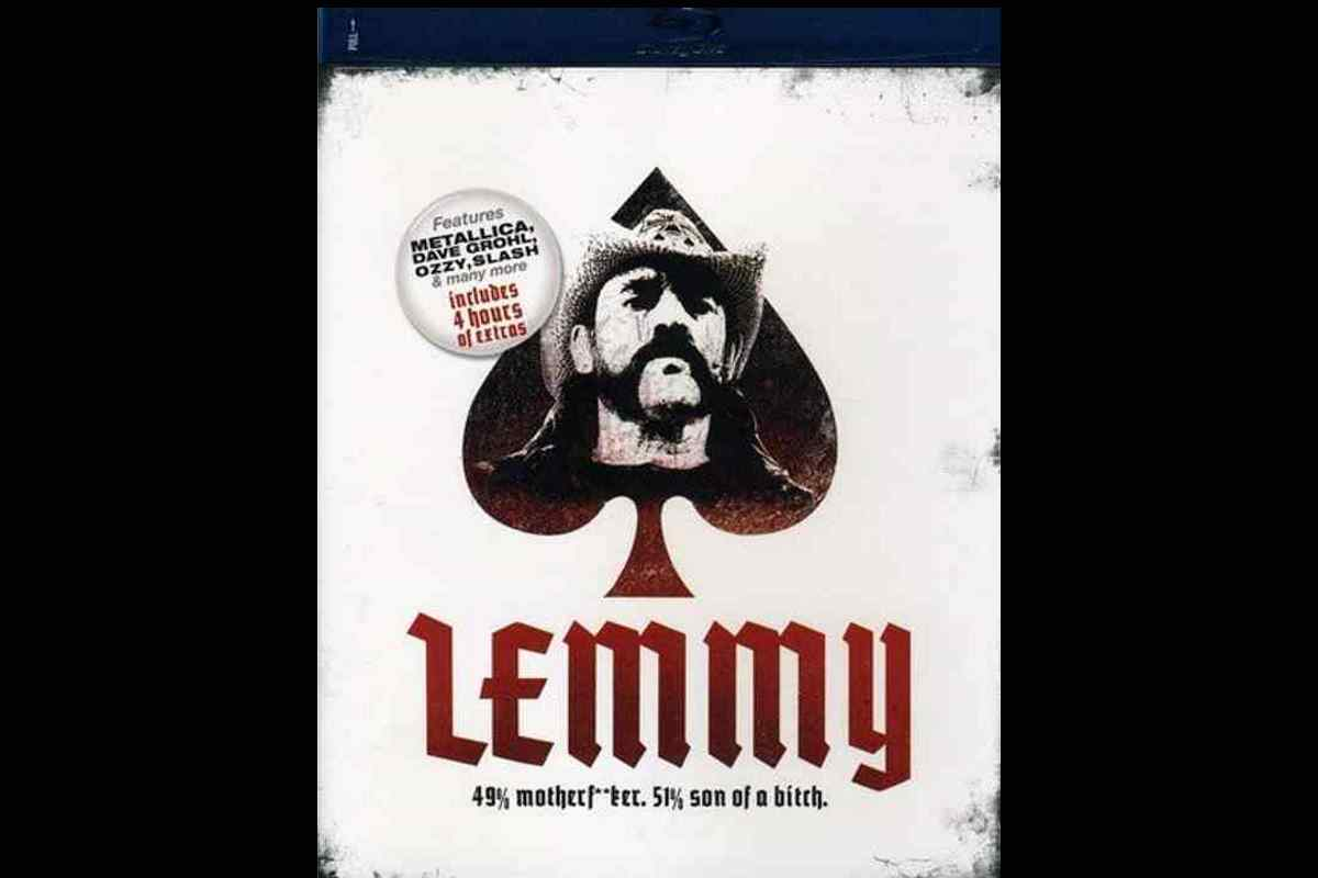 Biopic About Motorhead's Lemmy In The Works 2020 In Review