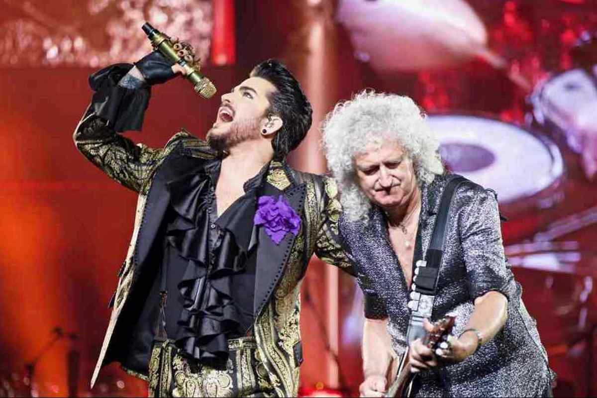 Queen Stars To Rock New Year's Eve On TV With Yoshiki