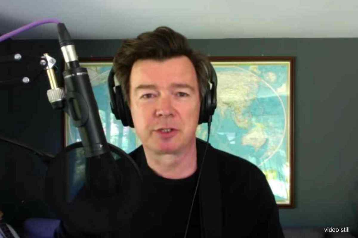 Foo Fighters Classic Covered by Rick Astley 2020 In Review