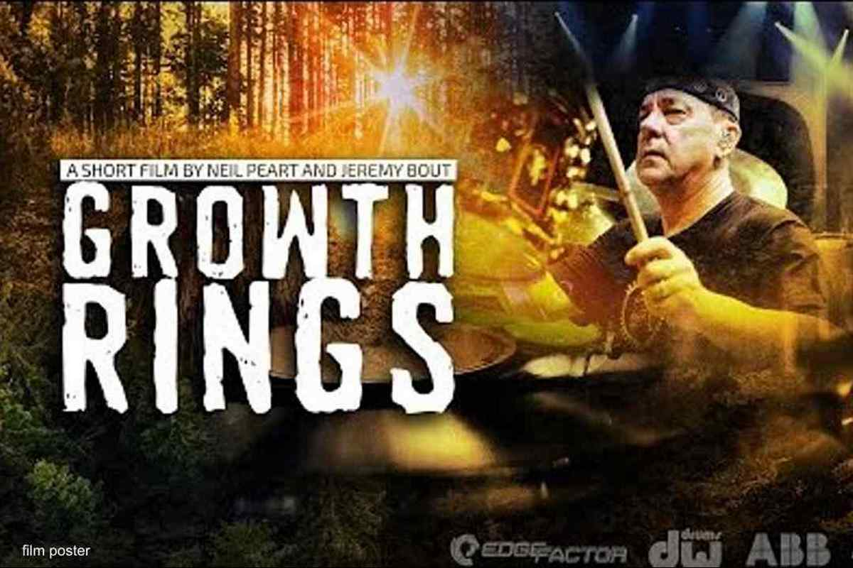 Rush Legend Neil Peart Narrates Short Film 'Growth Rings' 2020 In Review