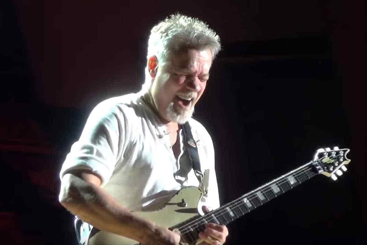 Eddie Van Halen's death Was A Huge Blow To Slash