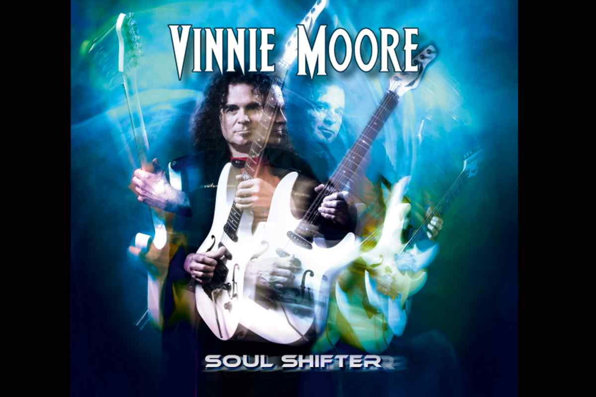 Vinnie Moore Releases 'Same Sun Shines' Video