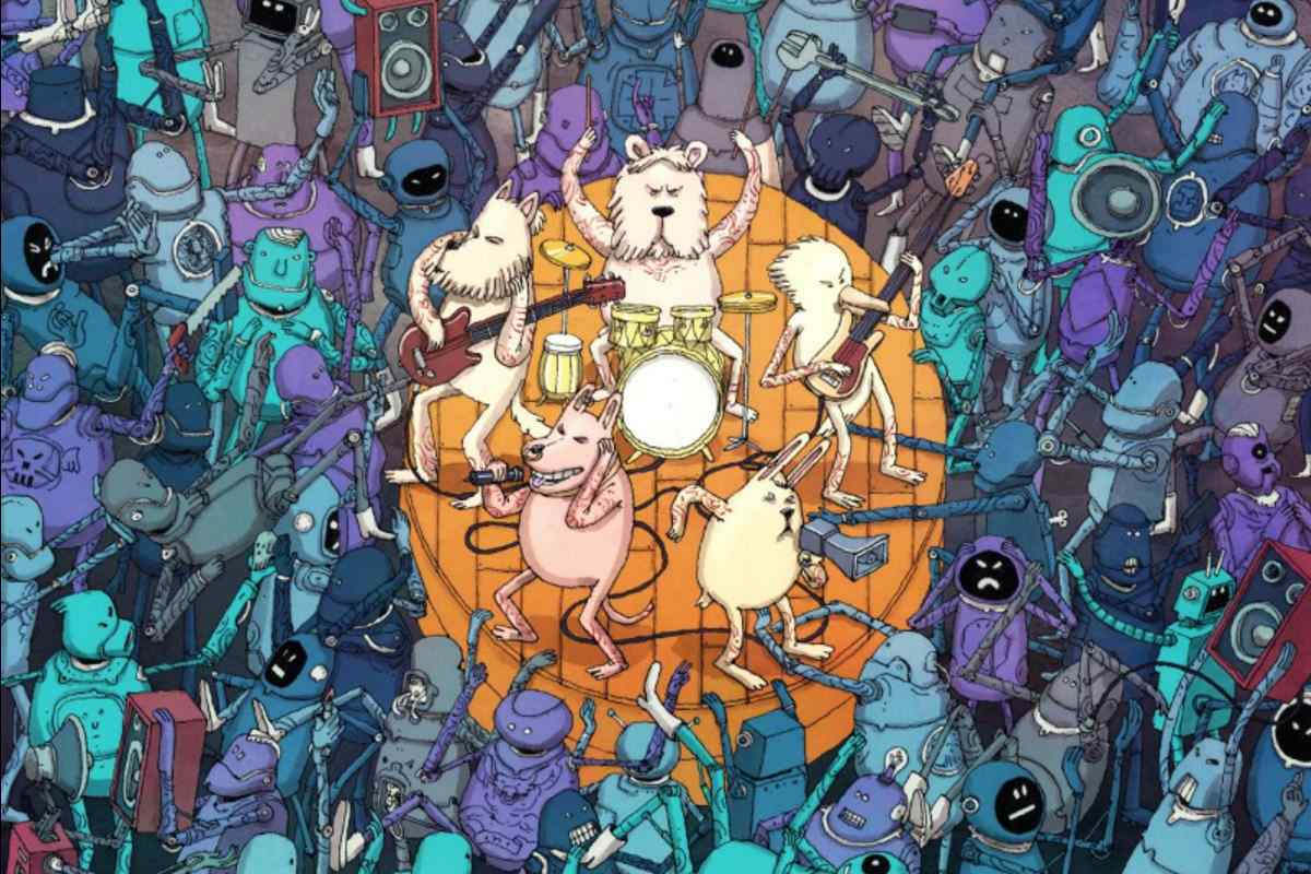 Dance Gavin Dance Surprise Release Tree City Sessions 2 Album