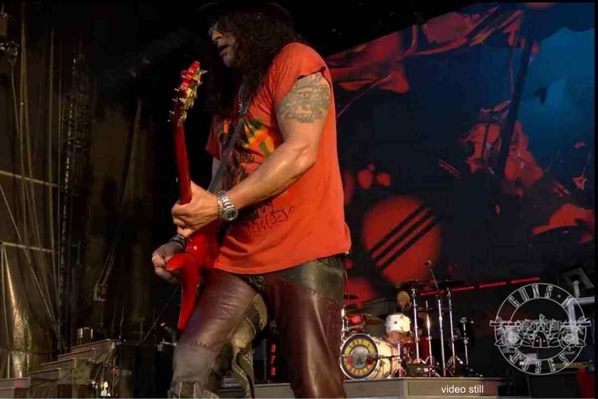 Slash Frustrated Guns N' Roses Not Touring 2020 In Review