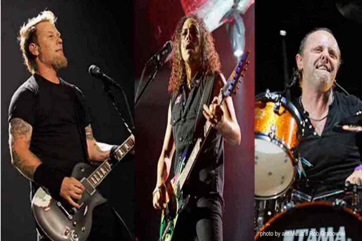 Metallica's Kirk Hammett Would Change Alcoholica Past 2020 In Review